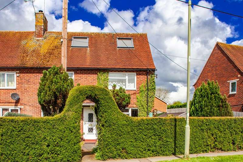 3 Bedrooms Semi Detached House for sale in 3 The Close, Woodcote, RG8