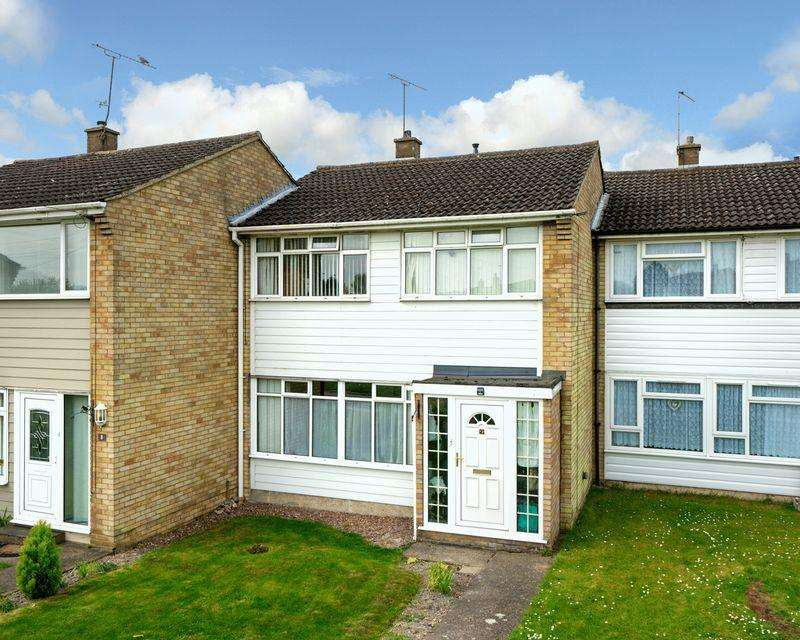 3 Bedrooms Terraced House for sale in Lancotbury Close, Totternhoe