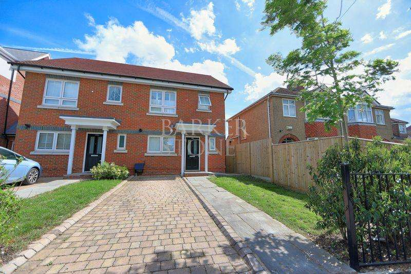 3 Bedrooms Semi Detached House for sale in Stunning new home 0.8 miles from Crossrail