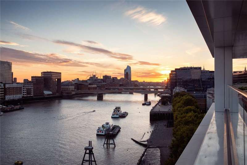 3 Bedrooms Penthouse Flat for sale in Landmark Place At Tower Bridge, Water Lane, London, EC3R