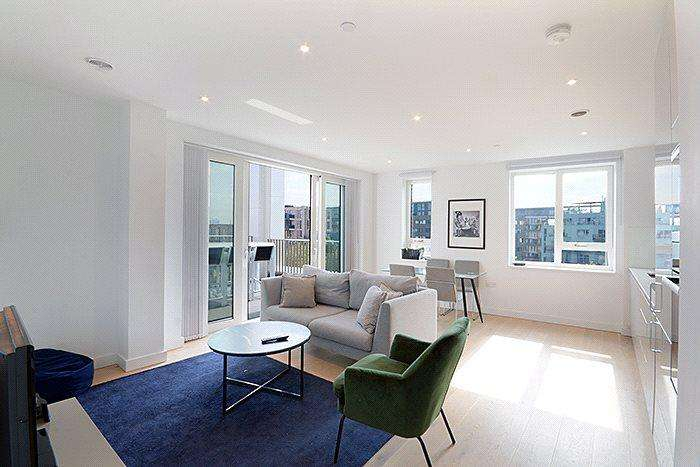 2 Bedrooms Flat for sale in Ferraro House, 149 Walworth Road, London, SE17