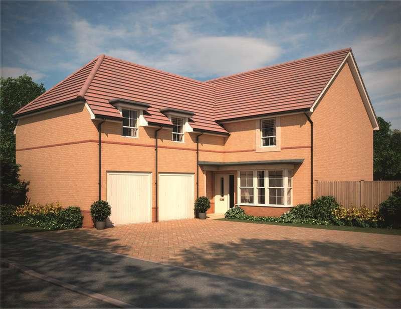 4 Bedrooms Property for sale in Fen Street, Brooklands, Rothbury, Milton Keynes