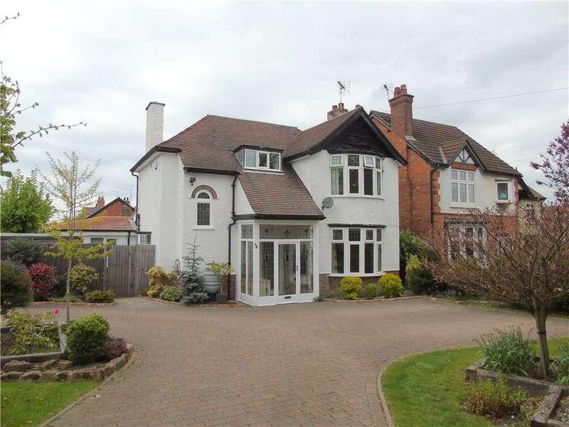 3 Bedrooms Detached House for sale in Ilkeston Road, Heanor, Derbyshire, DE75