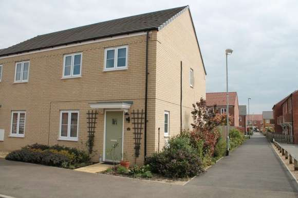 3 Bedrooms Property for sale in Tyne Close, Spalding