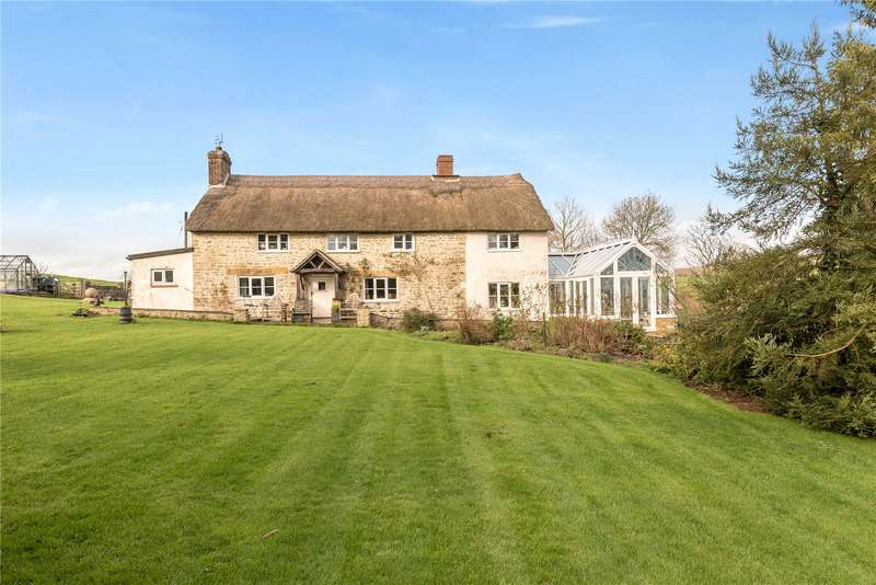 4 Bedrooms Detached House for sale in Corscombe, Dorchester, DT2