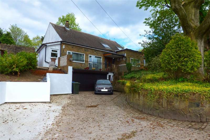 4 Bedrooms Detached Bungalow for sale in Harefield Drive, Heywood, Lancashire, OL10