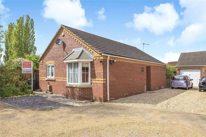 2 Bedrooms Detached Bungalow for sale in Shire Close, Billinghay, LN4