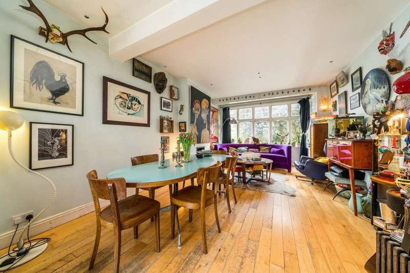 4 Bedrooms Terraced House for sale in Tulse Hill, London