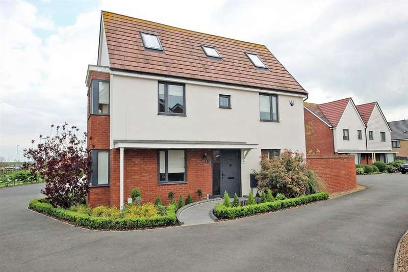5 Bedrooms Detached House for sale in Ashpole Avenue, Wootton