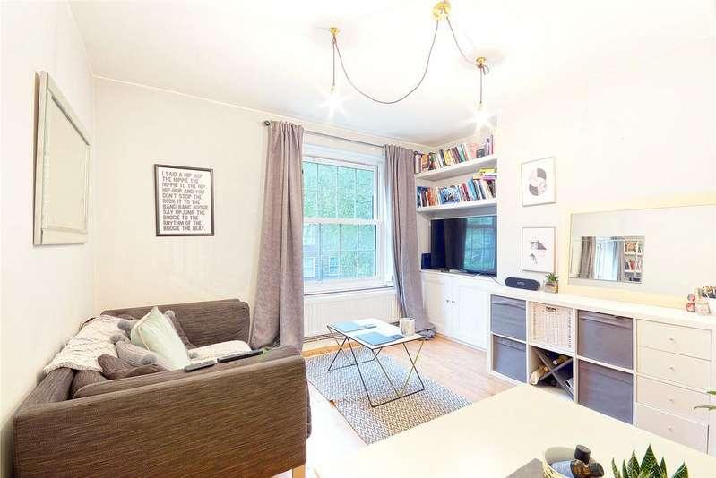 1 Bedroom Flat for sale in Brunlees House, Bath Terrace, London, SE1