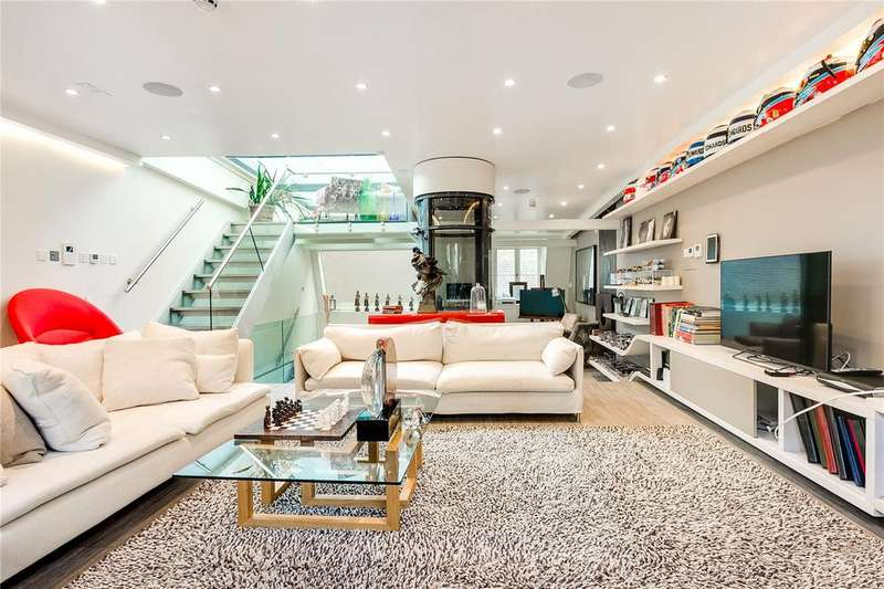 4 Bedrooms Mews House for sale in Elvaston Mews, South Kensington, London