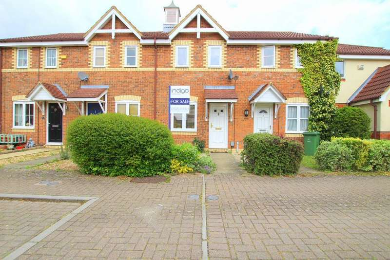 2 Bedrooms Terraced House for sale in Simpkins Drive, Barton Le-Clay, Bedfordshire, MK45 4RX