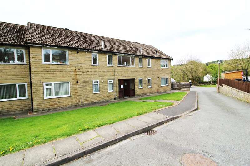 1 Bedroom Apartment Flat for sale in Mill Bank Close, Mill Bank, Sowerby Bridge