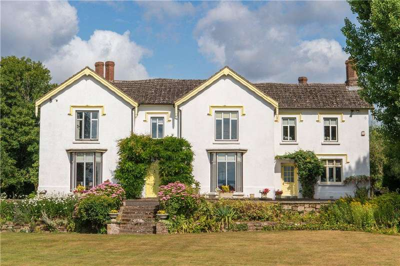6 Bedrooms Detached House for sale in Baysham, Ross-on-Wye, HR9