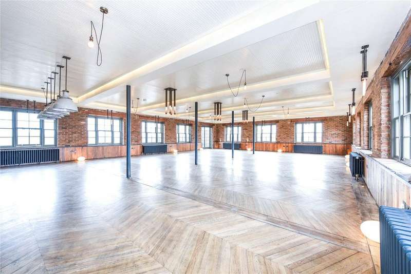 4 Bedrooms Apartment Flat for sale in Belmont Street, Camden, London, NW1