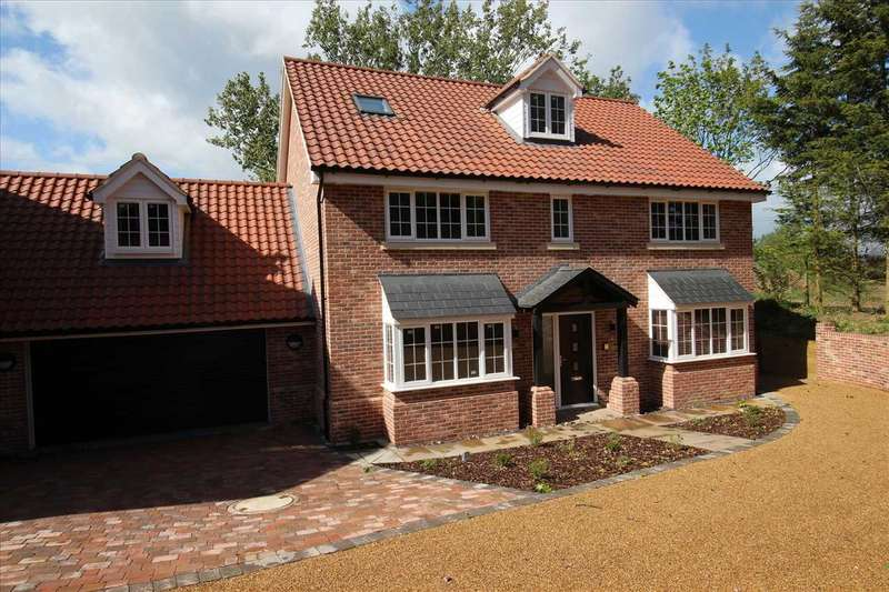 6 Bedrooms Detached House for sale in Chestnuts, Elton Park, Hadleigh Road, Ipswich
