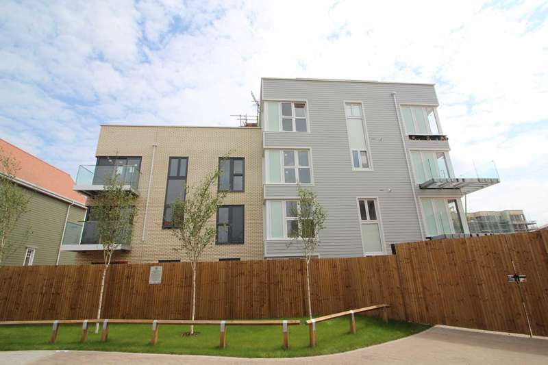 2 Bedrooms Apartment Flat for sale in Champlain Street, Reading