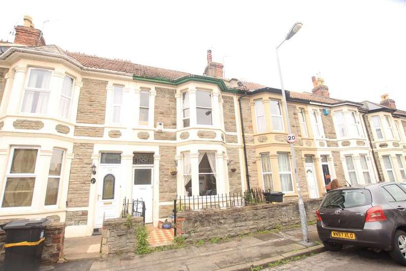 2 Bedrooms Terraced House for sale in Carlyle Road, Bristol