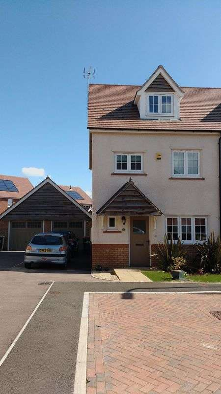 4 Bedrooms Property for sale in Llanvair Grange Close, Newport