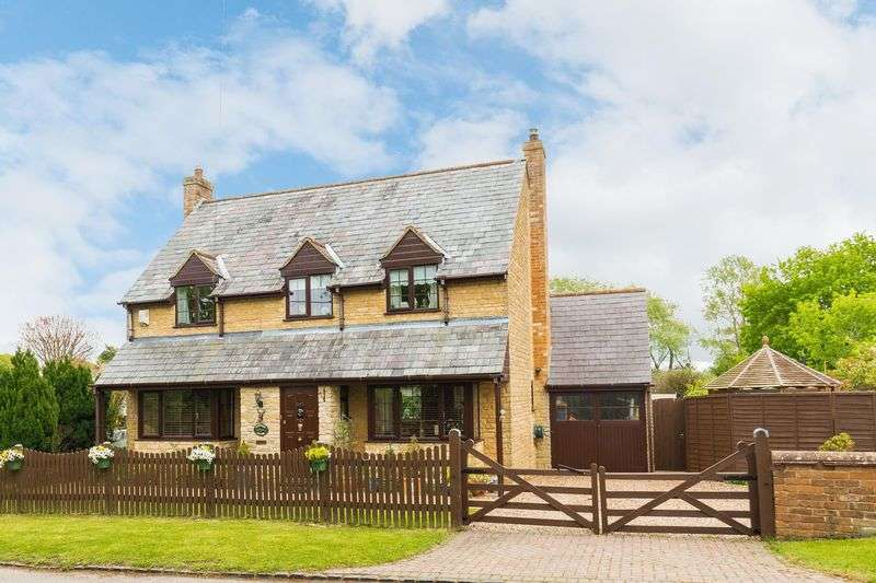 4 Bedrooms Property for sale in 71 North Street, Fritwell, Bicester