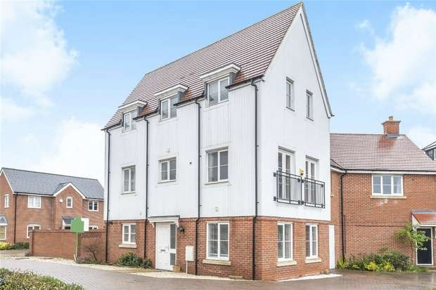 5 Bedrooms Detached House for sale in Millbrook Close, Wixams, Bedford