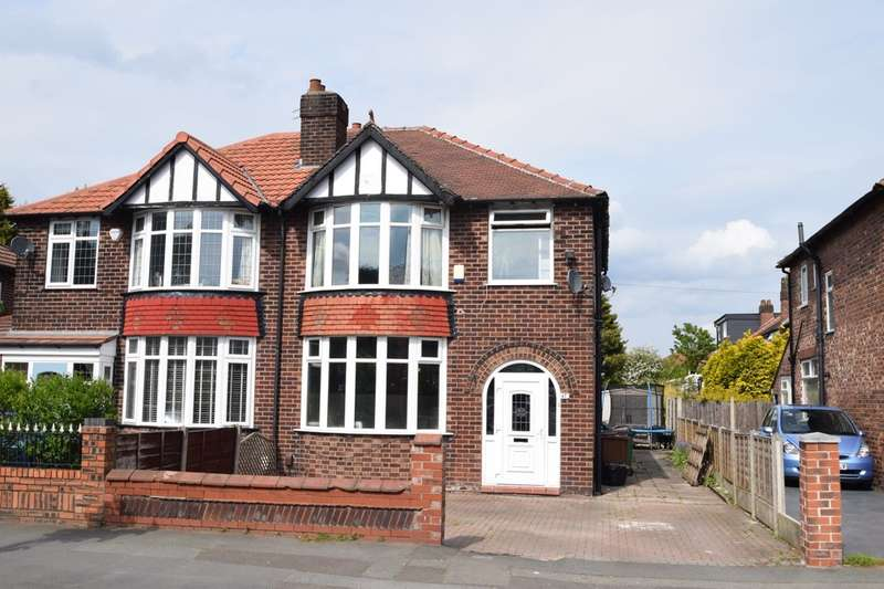 3 Bedrooms Semi Detached House for sale in Park Road, Gatley