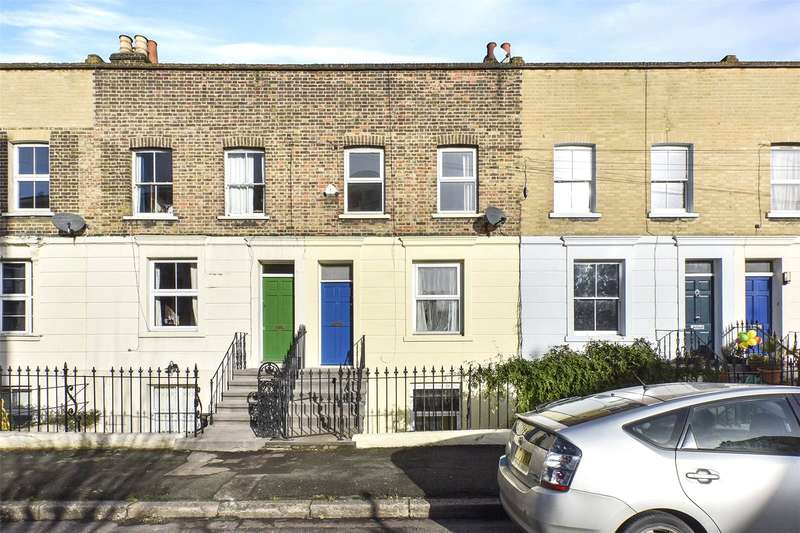 3 Bedrooms House for sale in Clemence Street, London, E14