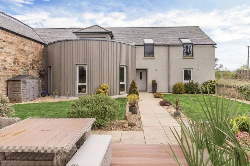 4 Bedrooms End Of Terrace House for sale in 114 Clifton Road, Ratho, EH53 0PN