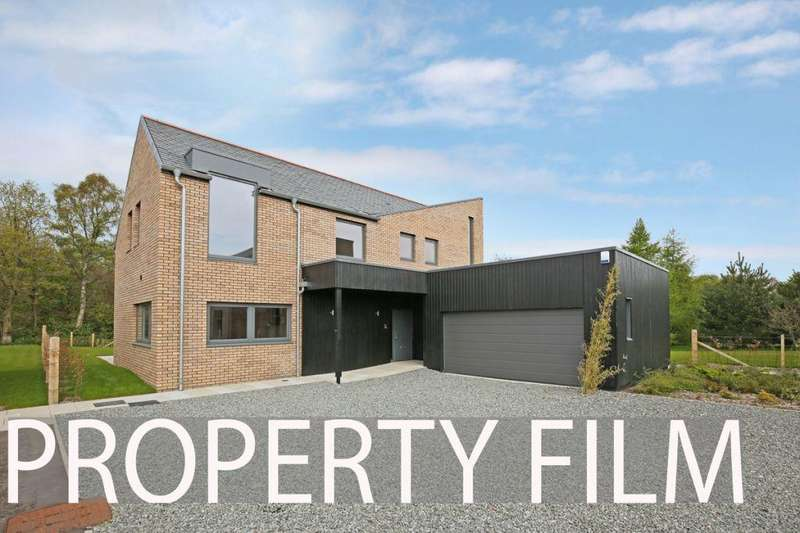 4 Bedrooms Detached House for sale in 6, William Burn Grove, Whitehill Woods, Rosewell, EH24 9AS