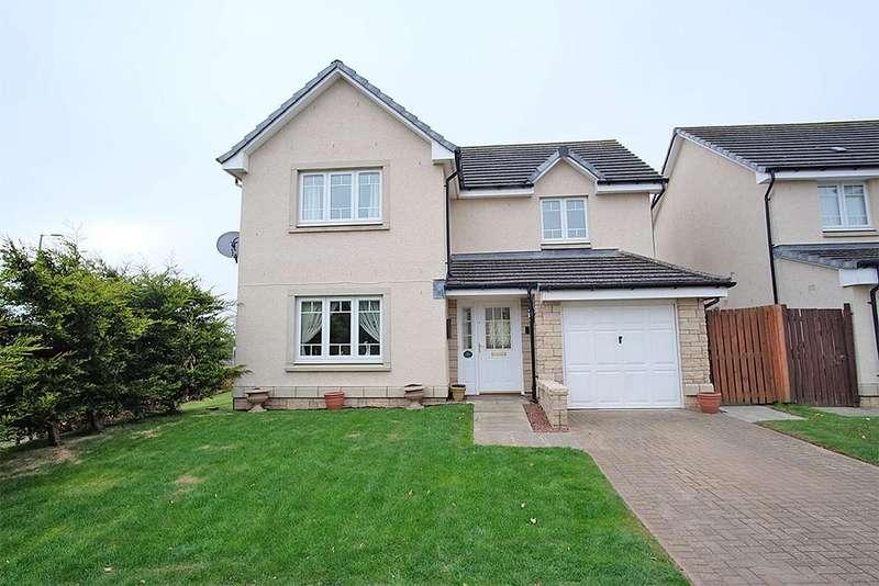 4 Bedrooms Detached House for sale in 19 Cranston Road, Lauder TD2 6TU