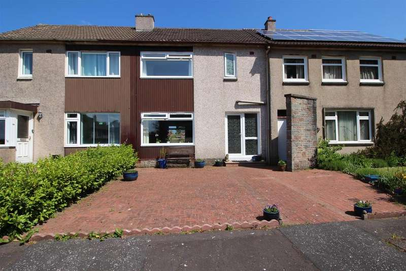 2 Bedrooms Terraced House for sale in Annetyard Drive, Skelmorlie