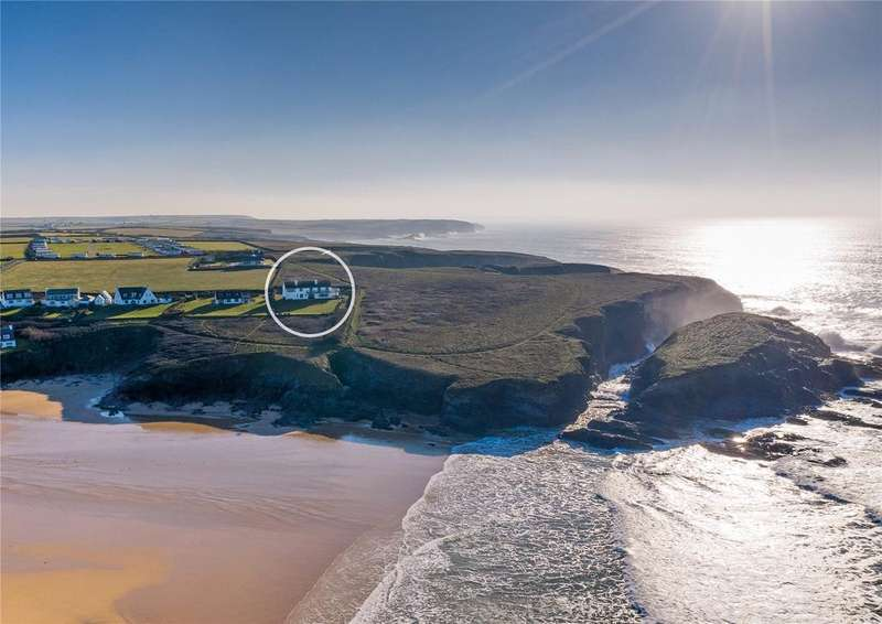 6 Bedrooms Detached House for sale in Treyarnon Bay, Padstow, Cornwall, PL28