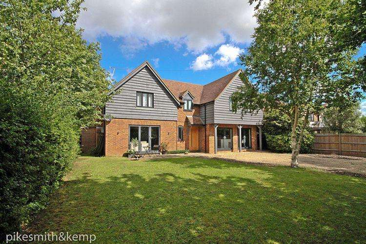 5 Bedrooms Detached House for sale in Cox Green Lane, MAIDENHEAD, SL6