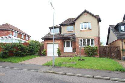 4 Bedrooms Detached House for sale in Pentland Crescent, Larkhall