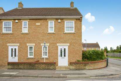 2 Bedrooms Semi Detached House for sale in Manea, March, Cambridgeshire