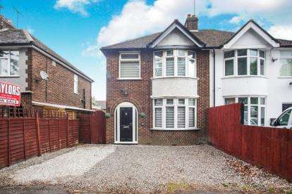 3 Bedrooms Semi Detached House for sale in High Street North, Dunstable, Bedfordshire