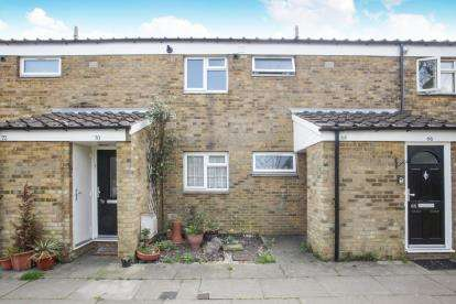 1 Bedroom Maisonette Flat for sale in Spear Close, Luton, Bedfordshire, Luton