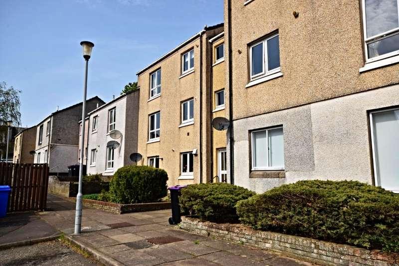 1 Bedroom Flat for sale in Bryants Close , Maybole , South Ayrshire , KA19 7JA