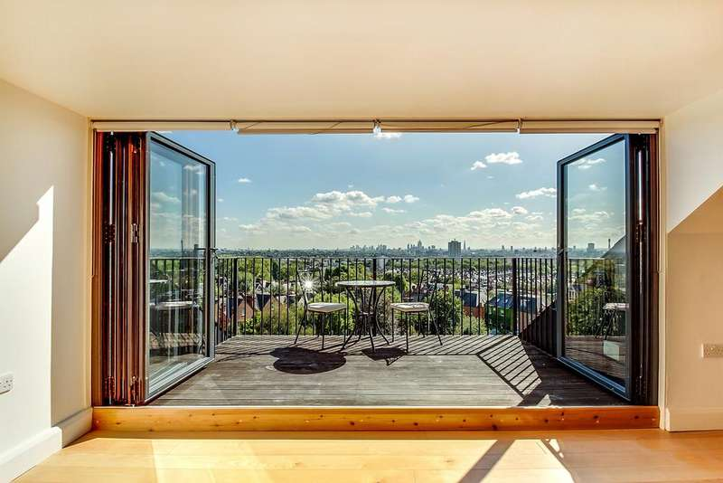3 Bedrooms Flat for sale in Hampstead NW3