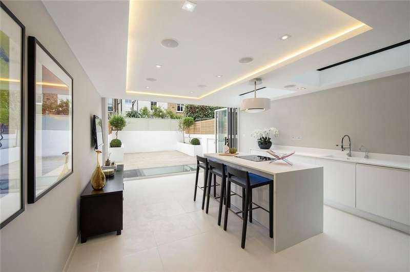5 Bedrooms Terraced House for sale in Alderville Road, Parsons Green, Fulham, London