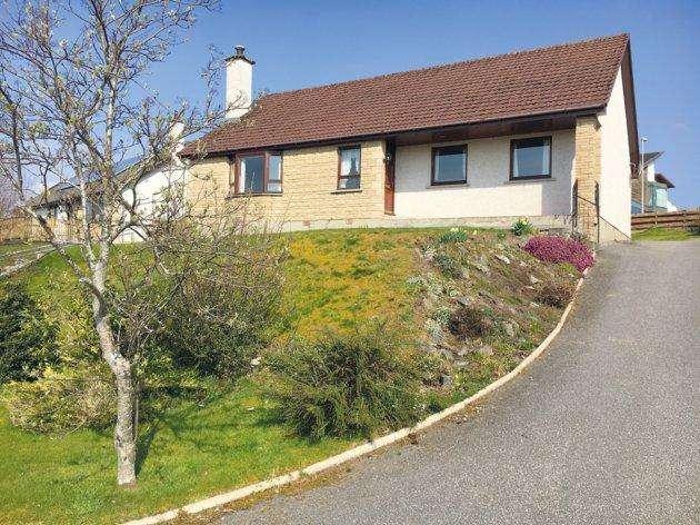 3 Bedrooms Detached Bungalow for sale in 3 Cherry Grove Bonar Bridge IV24 3ER