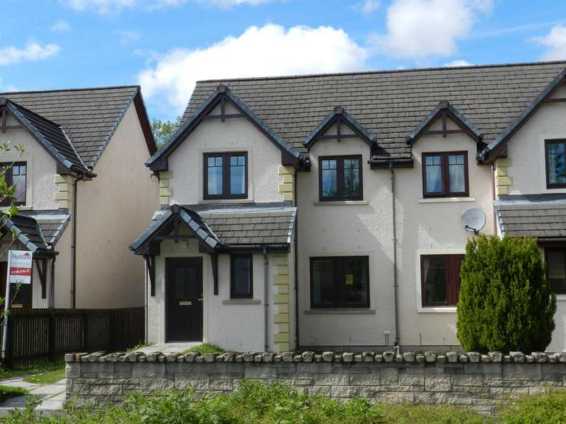 3 Bedrooms Semi Detached House for sale in Munro Place, Aviemore PH22