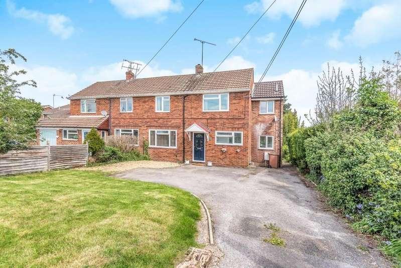 5 Bedrooms Semi Detached House for sale in Woosehill Lane, Wokingham, RG41