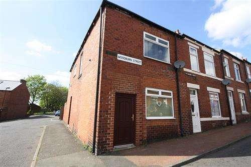 3 Bedrooms End Of Terrace House for rent in Woodburn Street, Lemington, Newcastle upon Tyne NE15