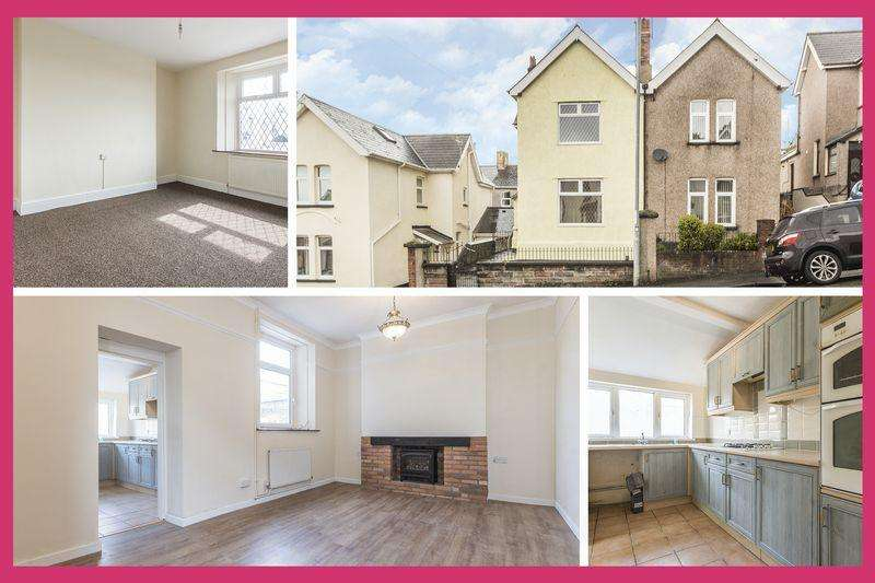 3 Bedrooms Semi Detached House for sale in Christchurch Road, Newport - REF# 00006556 - View 360 Tour at