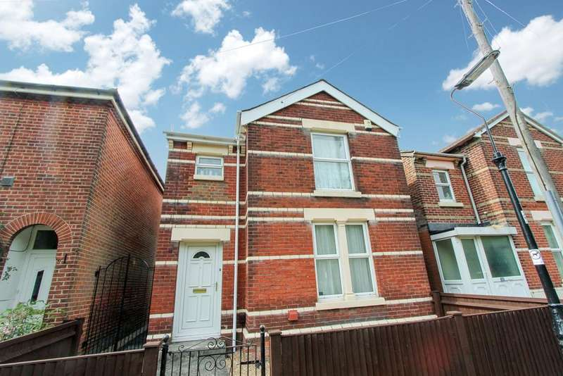 3 Bedrooms Detached House for sale in Parkville Road, Swaythling, Southampton, SO16