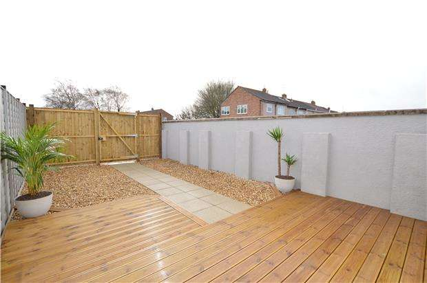 1 Bedroom Semi Detached Bungalow for sale in Highworth Crescent, Yate, BRISTOL, BS37 4HQ