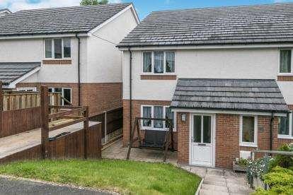 3 Bedrooms Semi Detached House for sale in Nant Rhedyn, Penmaenmawr, Conwy, ., LL34