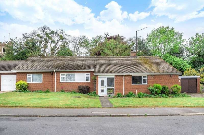 5 Bedrooms Detached Bungalow for sale in St Andrews Close, Ampthill, Bedfordshire, MK45