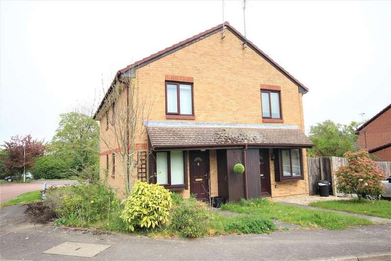 1 Bedroom Semi Detached House for sale in Broad Hinton, Twyford, Reading